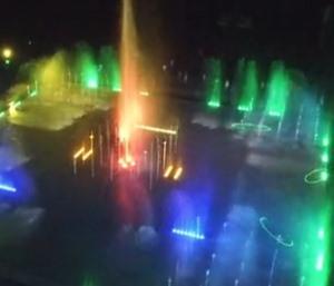 长武广场音乐亚搏在线登录工程-西安亚搏在线登录公司